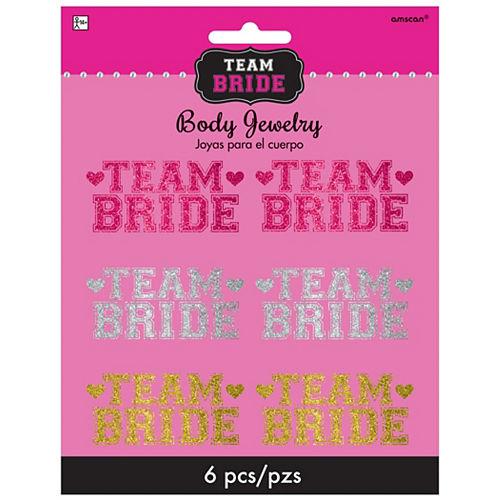 Team Bride Body Jewelry 6ct Image #2