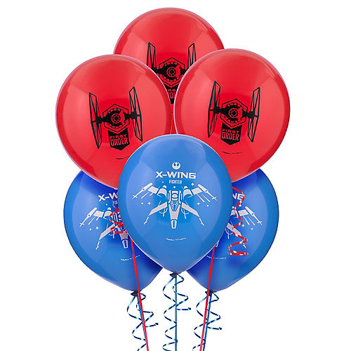 Star Wars 7 The Force Awakens Balloons 6ct Image #1