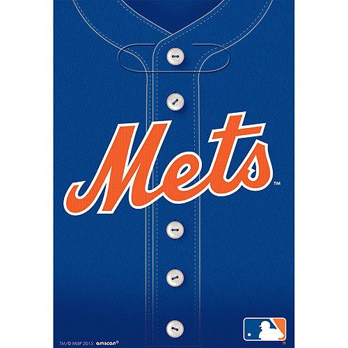 New York Mets Favor Bags 8ct Image #1