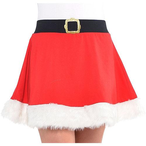 Santa Skirt Image #1
