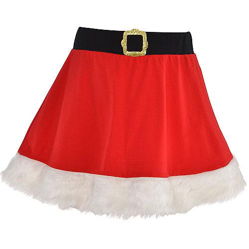 Santa Skirt Image #2