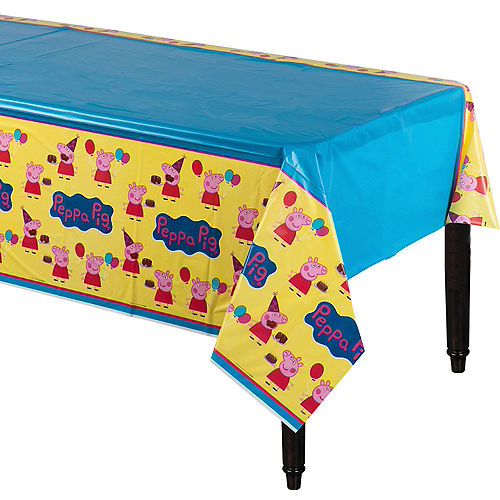 Peppa Pig Table Cover Image #1