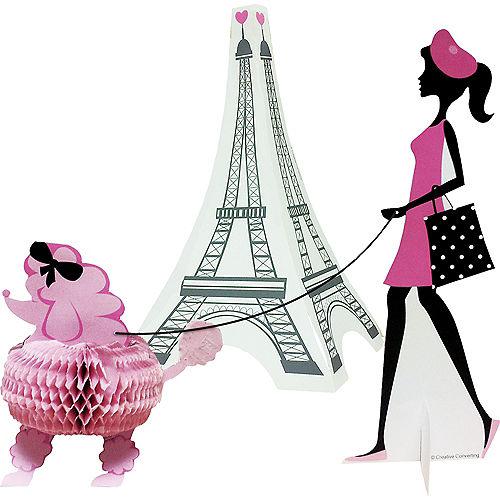 Pink Paris Centerpieces  Image #1
