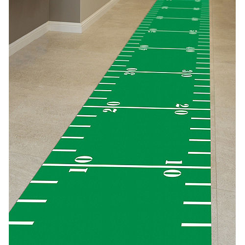 Football Field Floor Runner Image #1