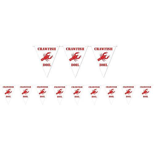 Crawfish Pennant Banner Image #1
