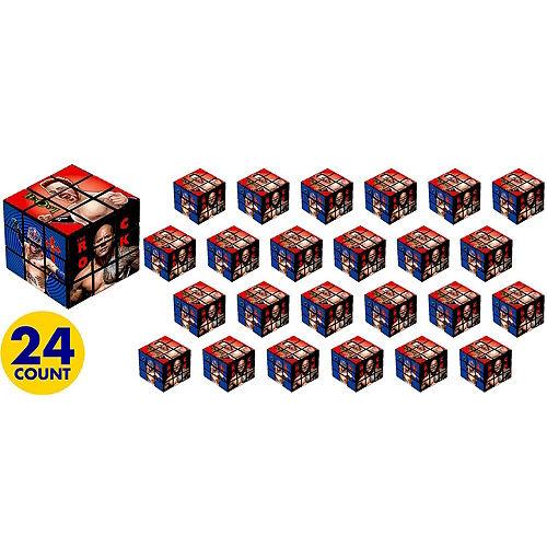 WWE Puzzle Cubes 24ct Image #2