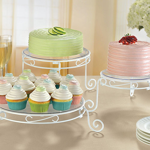 Adjustable Cake Stand Set Image #5