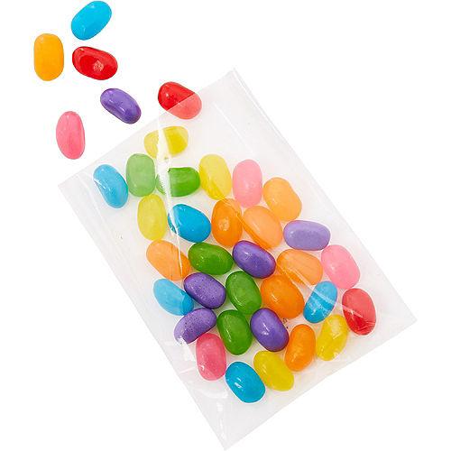 Mini Clear Plastic Treat Bags 100ct  Image #2