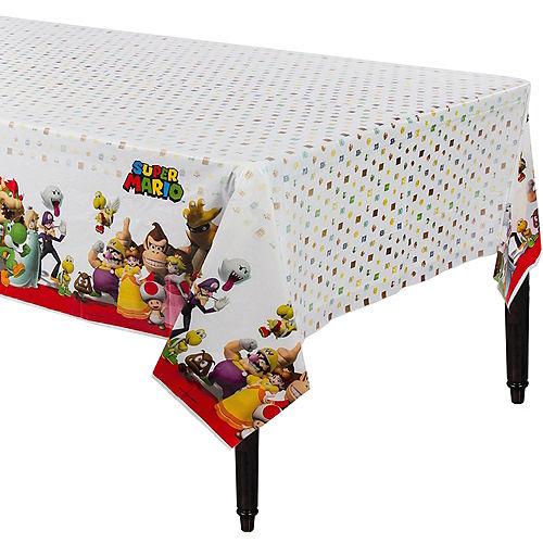 Super Mario Table Cover Image #1
