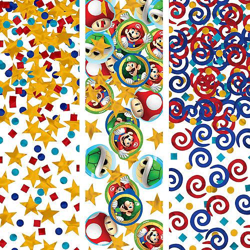 Super Mario Confetti Image #1