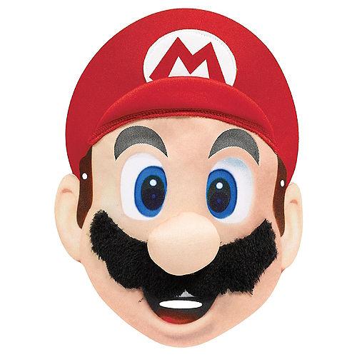 Super Mario Mask Image #1