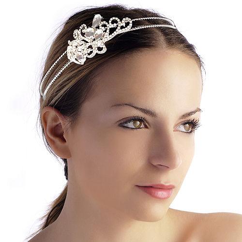 Gemstone Double Headband Image #1