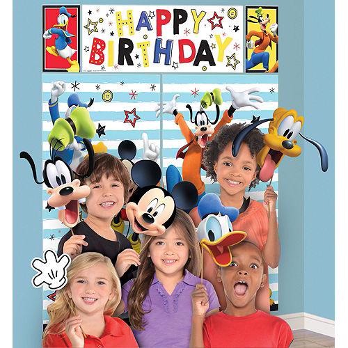 Mickey Mouse Photo Booth Kit Image #2
