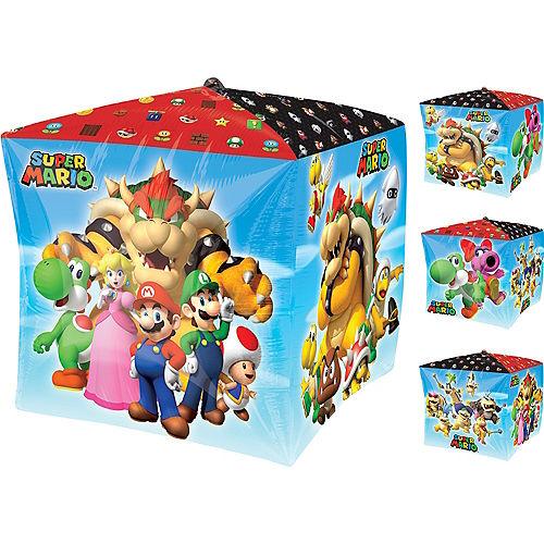 Super Mario Balloon - Cubez Image #1