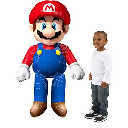 Super Mario Balloon - Giant Gliding, 60in Image #1