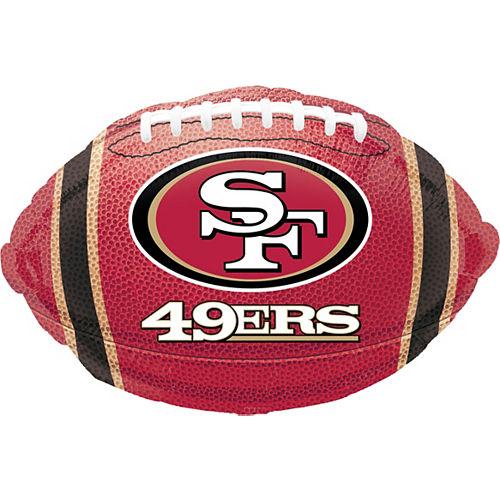 San Francisco 49ers Balloon - Football Image #1