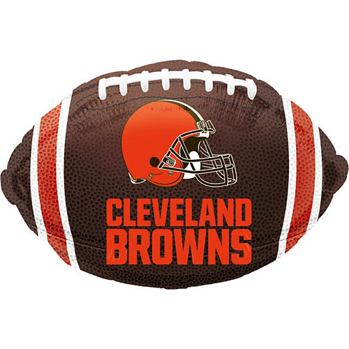 Cleveland Browns Balloon - Football Image #1