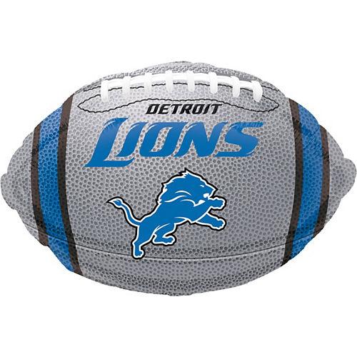 Detroit Lions Balloon - Football Image #1