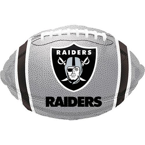 Las Vegas Raiders Balloon - Football Image #1