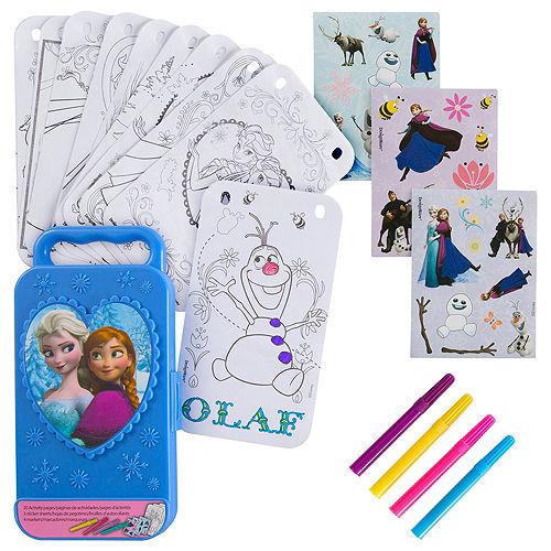 Frozen Sticker Activity Box Image #1