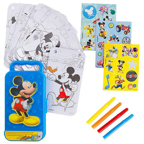Mickey Mouse Sticker Activity Box Image #1