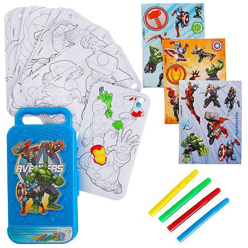 Avengers Sticker Activity Box Image #1