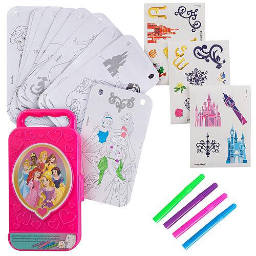 Disney Princess Sticker Activity Box Image #1