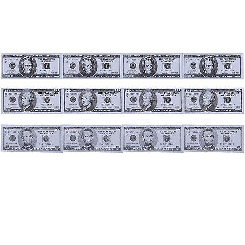 Play Money Pads 12ct Image #1