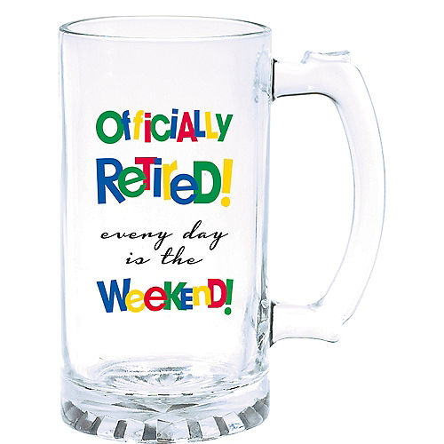 Officially Retired Mug Image #1