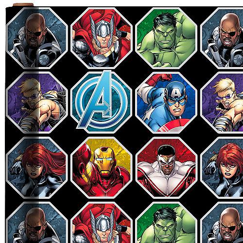 Avengers Age of Ultron Gift Wrap Image #1
