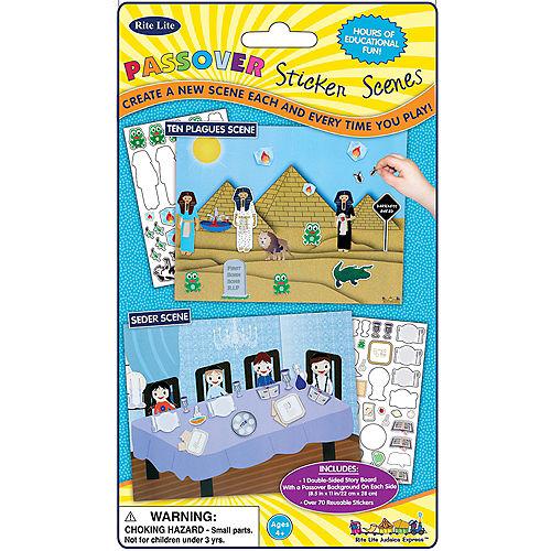 Passover Sticker Activity Kit Image #1