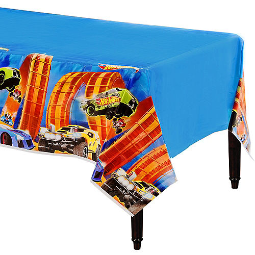 Hot Wheels Table Cover Image #1