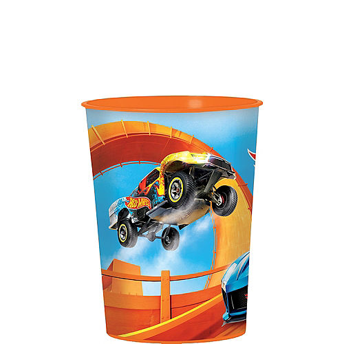 Hot Wheels Favor Cup Image #1