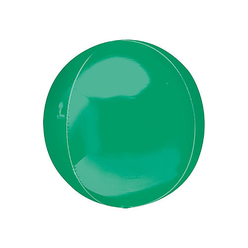 Green Orbz Balloon 15in x 16in Image #1