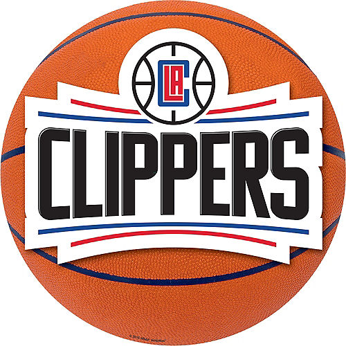 Los Angeles Clippers Cutout Image #1