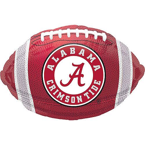 Alabama Crimson Tide Balloon - Football Image #1