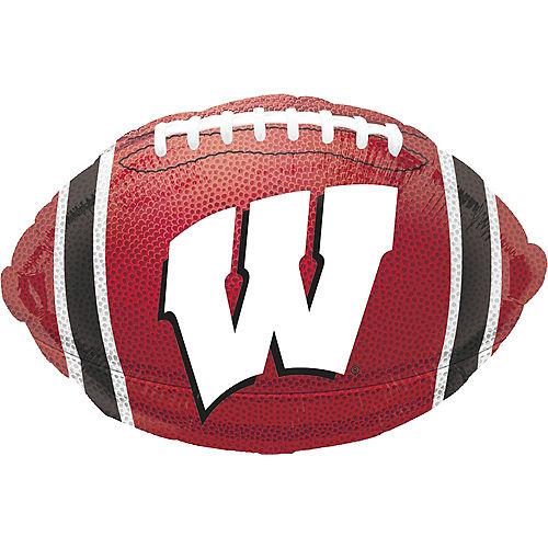 Wisconsin Badgers Balloon - Football Image #1