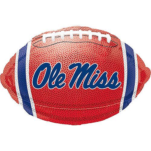 Ole Miss Rebels Balloon - Football Image #1