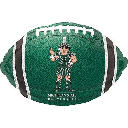 Michigan State Spartans Balloon - Football Image #1