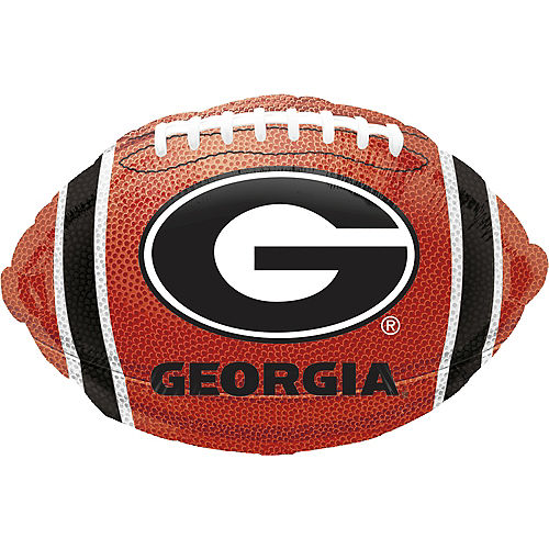 Georgia Bulldogs Balloon - Football Image #1