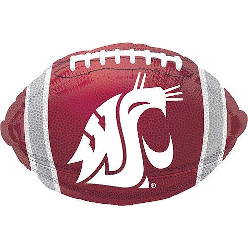 Washington State Cougars Balloon - Football Image #1