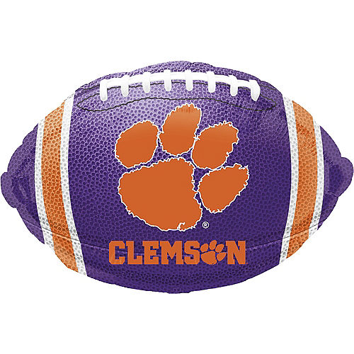 Clemson Tigers Balloon - Football Image #1
