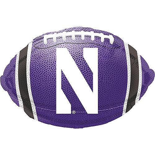 Northwestern Wildcats Balloon - Football Image #1