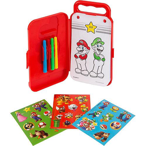 Super Mario Sticker Activity Box Image #2