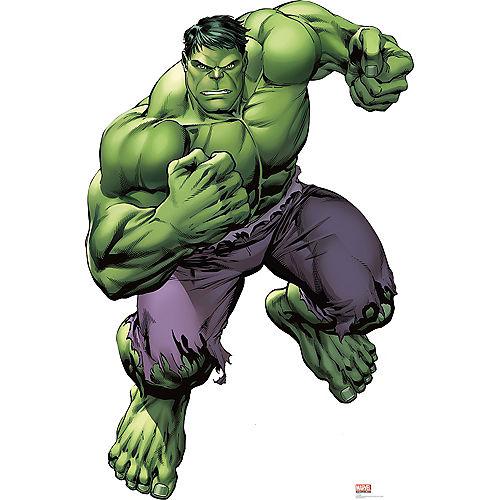 Hulk Life-Size Cardboard Cutout - Avengers Image #1