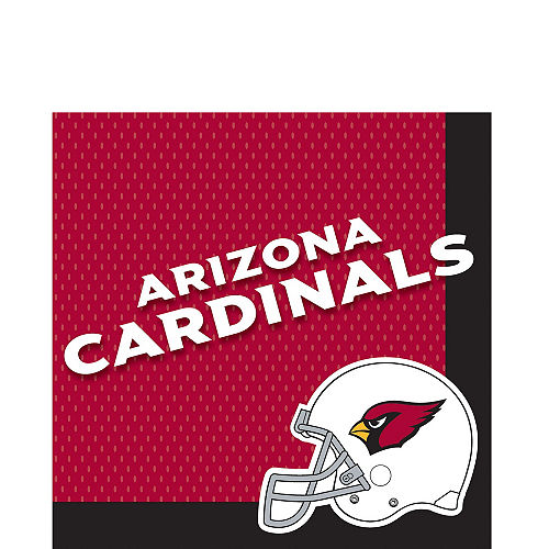 Super Arizona Cardinals Party Kit for 18 Guests Image #3