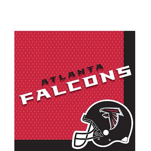 Super Atlanta Falcons Party Kit for 18 Guests Image #3