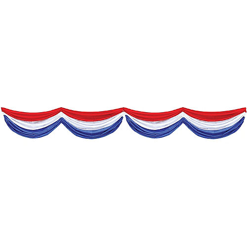 Red, White & Blue Bunting Image #1