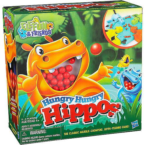 Hungry Hungry Hippos Game Image #2
