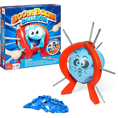 Boom Boom Balloon Game Image #1
